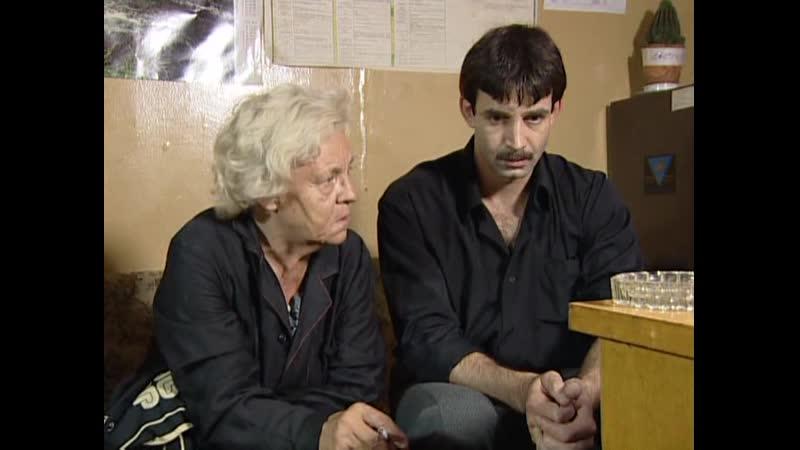 Беги отсюда Бандитский Петербург Адвокат 2000 отрывок сцена момент