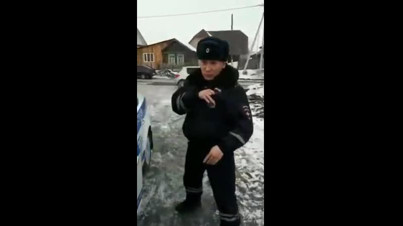 Заводоуковск. Тюменская область. Полиция без нравов.