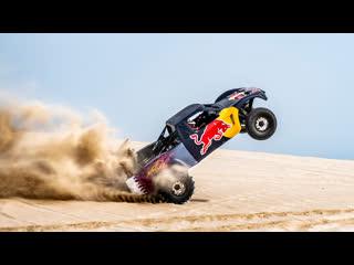 Al attiyah and lorenzo 2019 dune bashing
