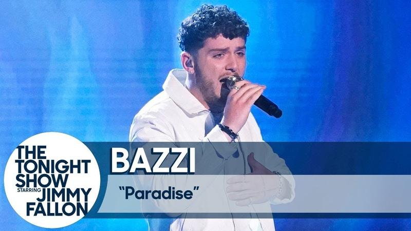 Bazzi - Paradise (The Tonight Show Starring Jimmy Fallon)