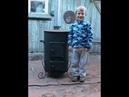 Печь под казан своими руками / Oven under the cauldron