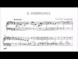 Gustav Mahler - Adagio from Symphony 10 (with score)