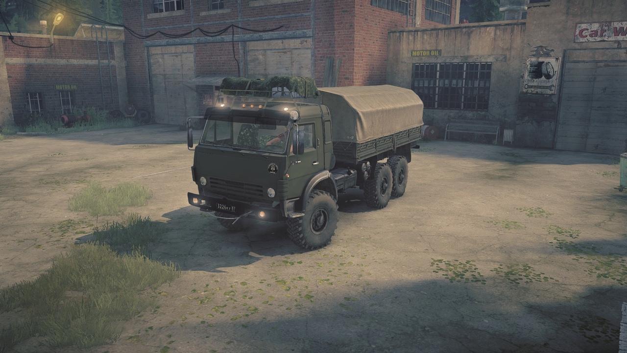 КамАЗ-5350 «Мустанг»