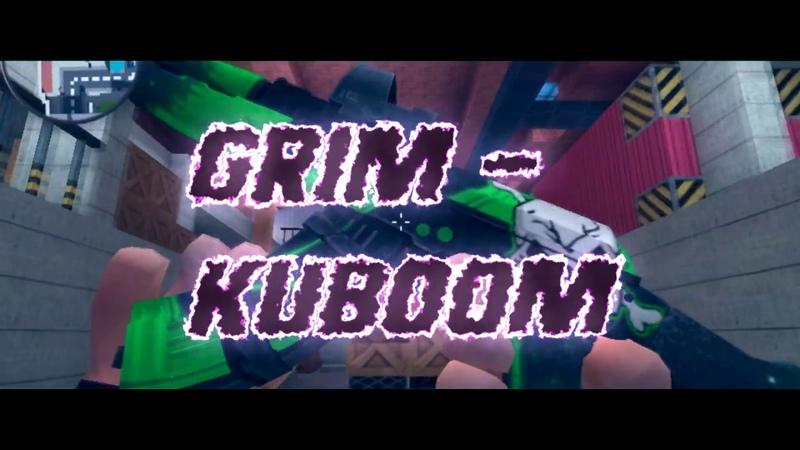 Kuboom AK-47 Skull | Кубум Ак-47 Череп