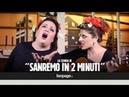 Levoluzione di Sanremo in 2 minuti