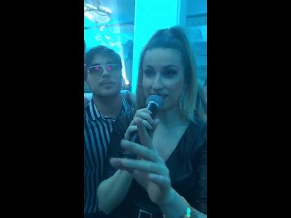 Rada Manojlović i Milan Stanković zajedno pevaju na svadbi