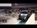 Видео отчет поездки и установления мирового рекорда Mitsubishi Evolution