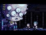 8-битный мультфильм по мотивам «Рик и Морти» [Рифмы и Панчи]