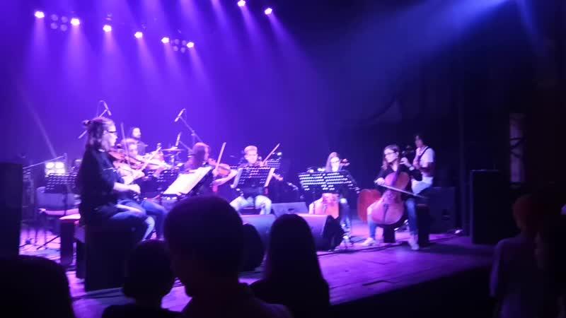 Hard Rock Orchestra красавцы))