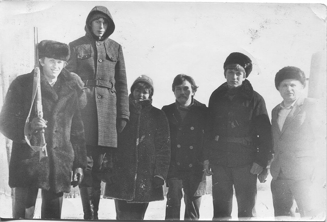 Екатерина Карстен (Ходотович) выросла в деревне Осечино. Фото: личный архив