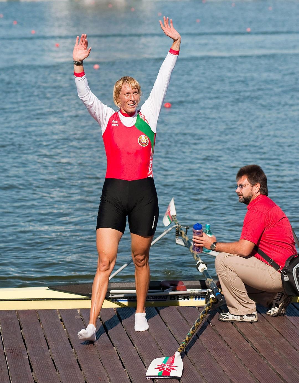 Екатерина Карстен выигрывала все свои гонки на протяжении долгого периода. Фото: БелТА