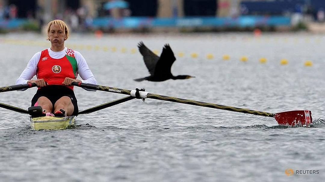 За успехи в академической гребли Карстен называют Екатериной Великой. Фото: Reuters