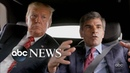 President Trump 30 Hours l Interview with George Stephanopoulos l Part 1