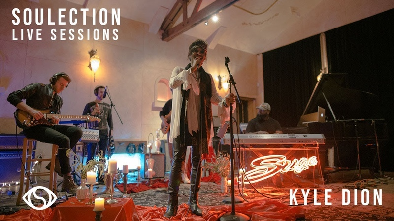 Kyle Dion - Soulection Live Sessions