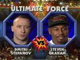 UFC 13 - The Ultimate Force Дмитрий Степанов vs Стивен Грэхам