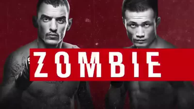 Fiiiiight weeeeek Moicano vs Korean Zombie this Saturday LIVE on ESPN!