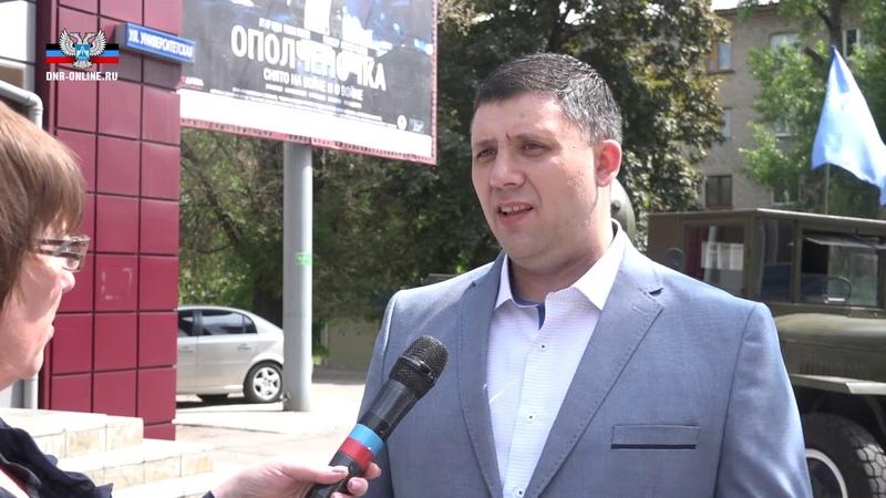 Роман Разум рассказал об идее фильма Ополченочка