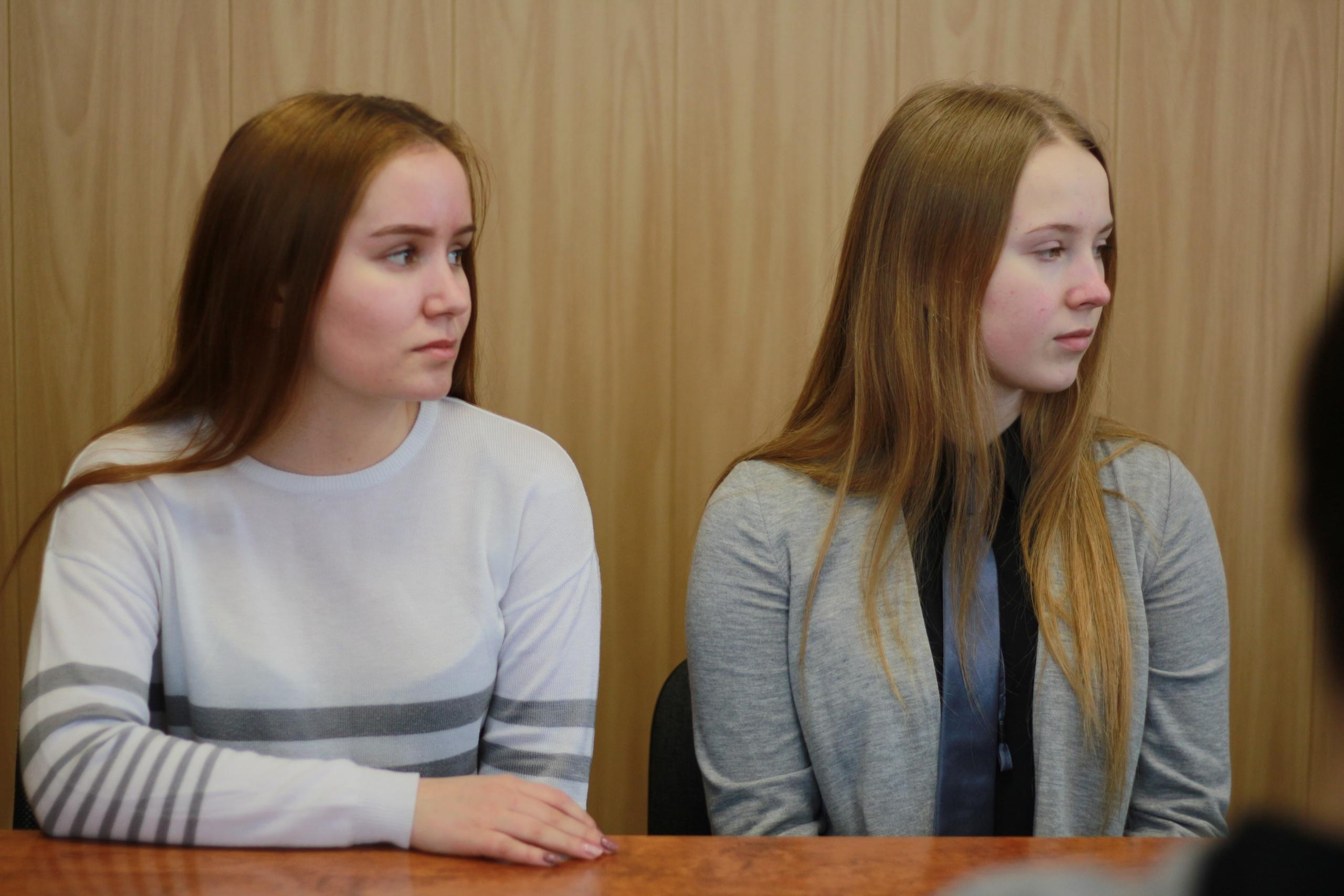 Руководитель администрации Николай Жилин встретился со школьниками Косланской школы