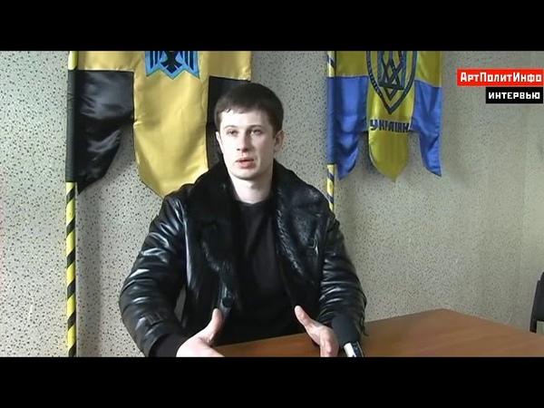 Андрій Білецький про бачення України в майбутньому - 2010 рік