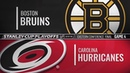 Boston Bruins vs Carolina Hurricanes | May.16, 2019 NHL | Game 4 | Stanley Cup 2019 | Обзор матча