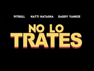 Here's a sneak peek of the nolotrates official music video by pitbull x natti natasha x daddy yankee