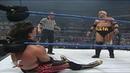Eddie Guerrero vs Rikishi European Title Match SmackDown 04.13.2000