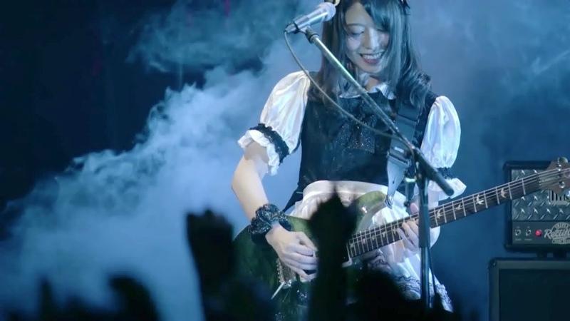 BAND-MAID - Kanamis Guitar on Live at Zepp Tokyo