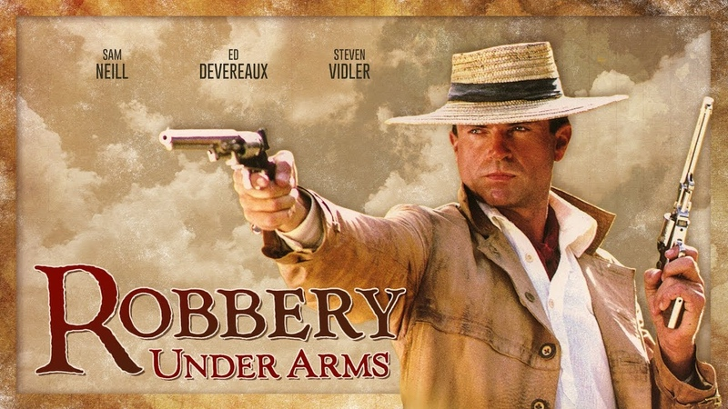 Robbery Under Arms 1985 Trailer