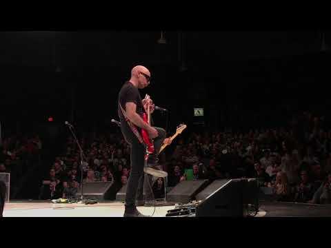 Joe Satriani, Dug Pinnick, Kenny Aronoff, Hendrix Experience, Voodoo Child, Westbury (2019)