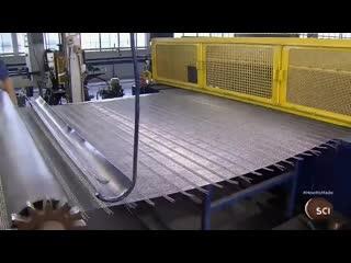 Как изготавливают сетки для вибросит