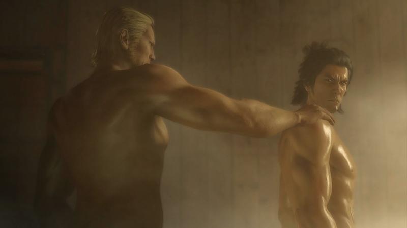 Ryu Ga Gotoku Ishin! - Boss Battles 3 - Huge man