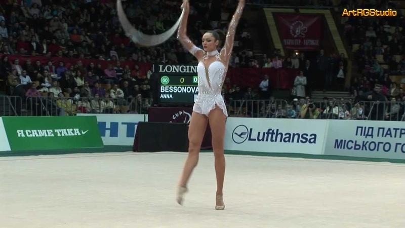 BESSONOVA Anna (UKR) Hoop - 2008 World Cup Kiev Deriugina Cup 2008-03-22