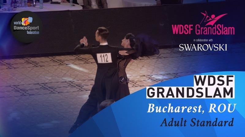 Brzozowski - Mozdzonek, POL | 2019 GrandSlam STD Bucharest | R2 T