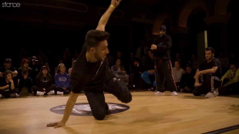 ONEL Highlights at Stylin The Beat Vol. 4 .stance
