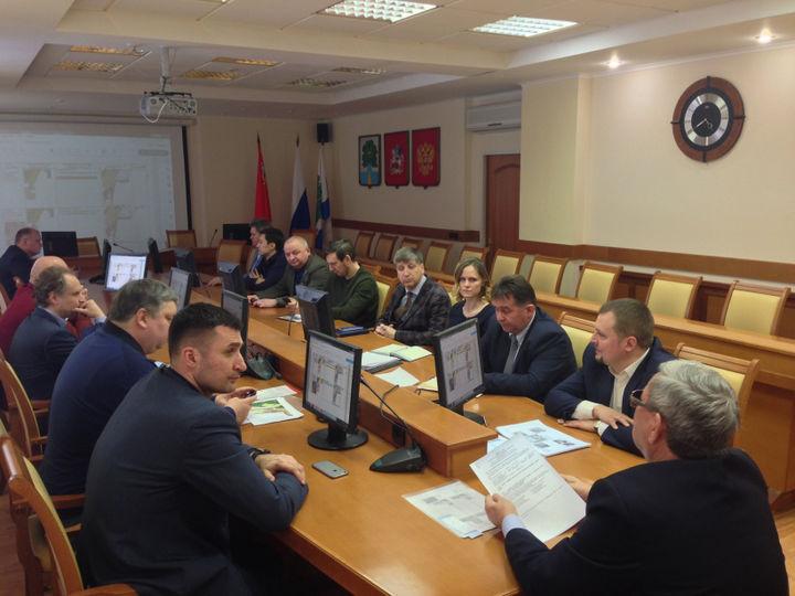 Изменения в Правилах землепользования и застройки обсудили дубненские депутаты