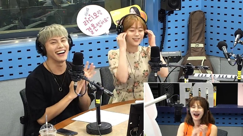 2019.08.21 SBS Power FM RADIO Park Sohyun Love Game with Yongzoo