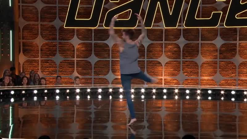 Jarrod Tyler Paulson Performs To Stand By Me - Auditions