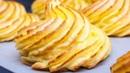 Оригинальная подача картофельного гарнира на праздничный стол Картофель Герцогиня