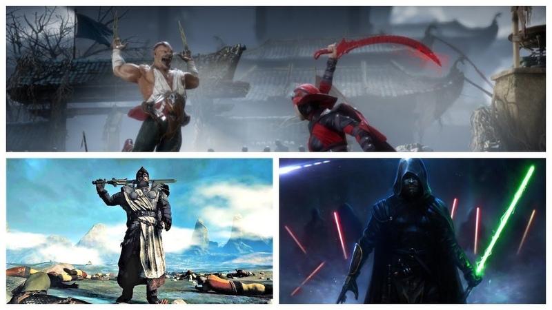 Жёсткий донат в Mortal Kombat 11 и откровения сценариста Star Wars Jedi Игровые новости