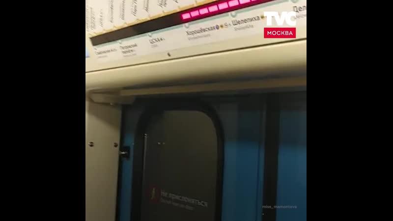 ЧП в московском метро глазами очевидцев