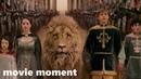 Хроники Нарнии Лев колдунья и волшебный шкаф 2005 Коронование 13 13 movie moment