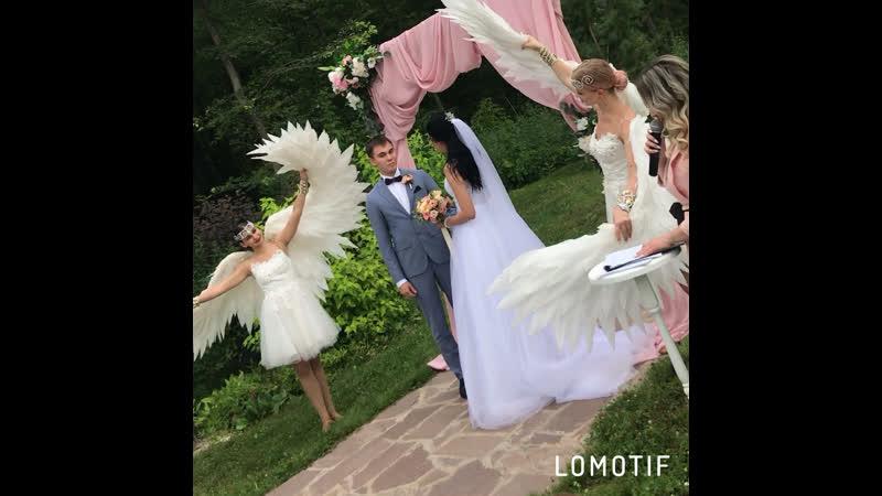 ШОУ БАЛЕТ X-WOMAN (Уфа) Ангелы на выездную регистрацию ЗАКАЗ ШОУ: 8 927 337 8185