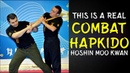 This is a real Combat Hapkido Hoshin Moo Kwan! By Hapkido Warrior.