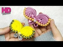 DIY bros kupu kupu how to make satin ribbon flower kanzashi flower butterfly