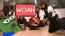 YOUR WOAH DANCE | Week 15 | DJAMAL, STYLEZ'C, FABBREEZY, LES TWINS, DAM'EN | danceproject | Danceprojectfo