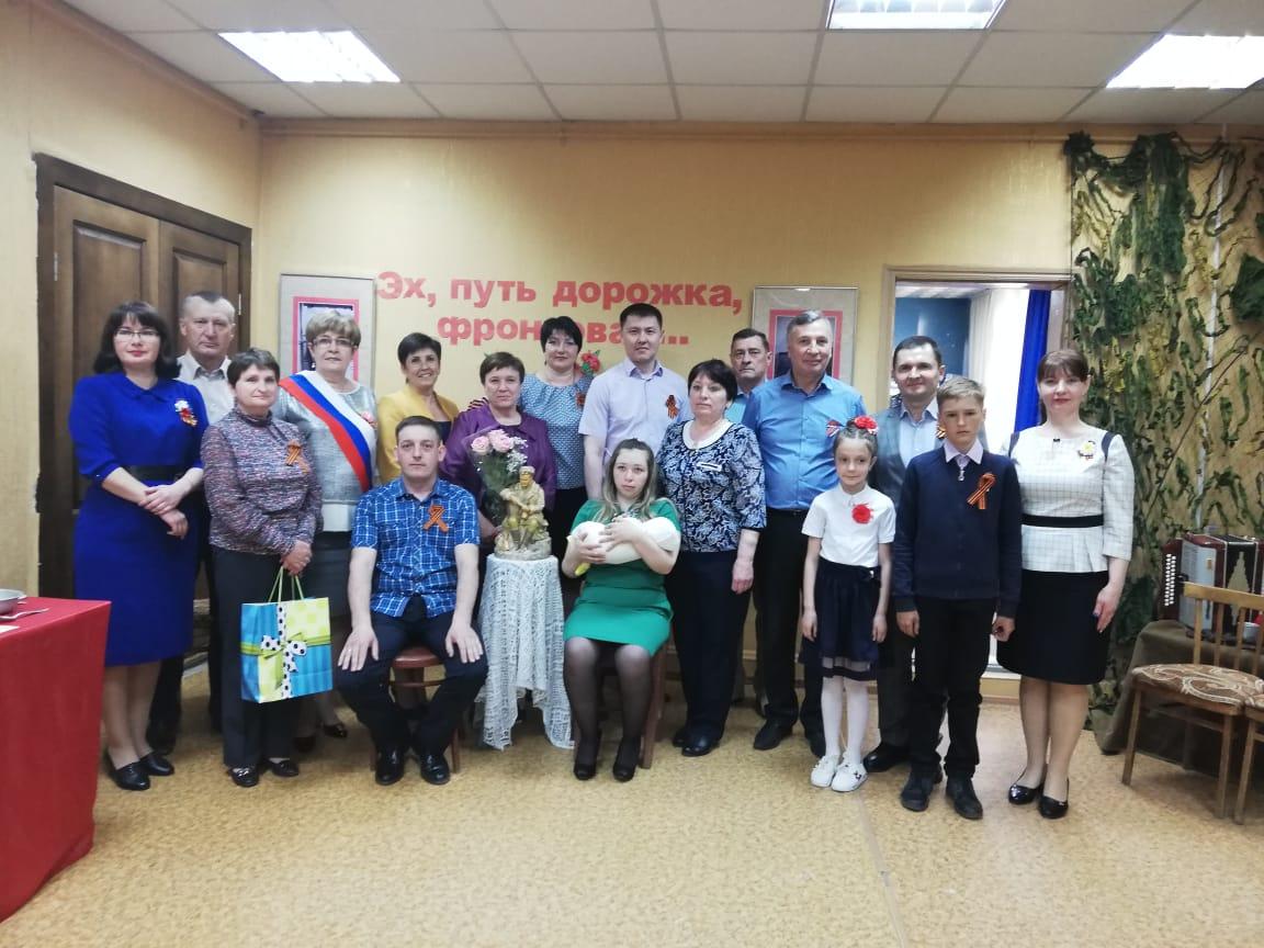 поздравление ветеранов Москаленского и Полтавского районов