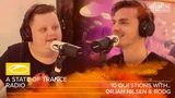 A State of Trance Radio - 10 Questions With Orjan Nilsen &amp Rodg