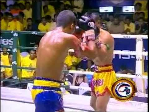 Tongchai Tor Silachai vs Detnarong Wor Sangprapai - มหาหิน vs โลมา มหาภัย
