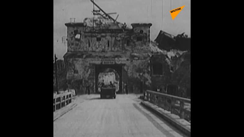 Zu Beginn des Vaterländischen Krieges
