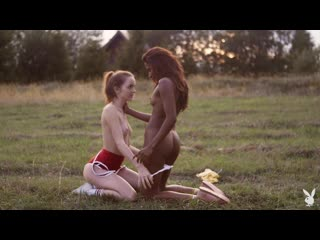 Playboy Kate Great Nirmala Fernandes Gentle Caress Naked Nude Porn